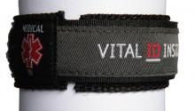 USB Medical ID Wristband